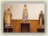 John Paul 11, Our Lady & St Dominic