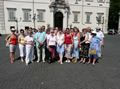 At the Piazza Quirinale